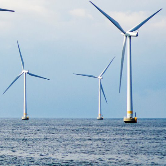 Baringa Partners congratulate owners of world's largest offshore wind farm development on financial