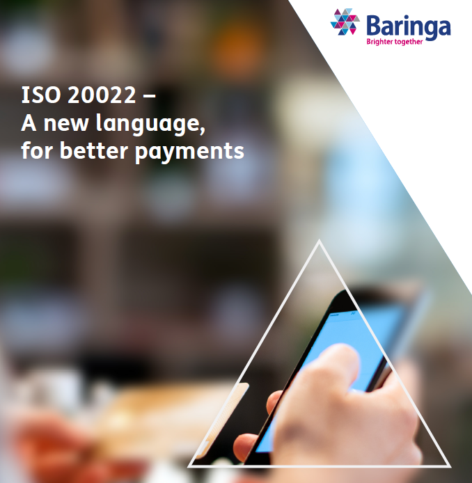 ISO20022: A new language, for better payments
