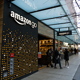 How far can 'Amazon Go'?