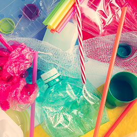 Hacking away at the plastic problem