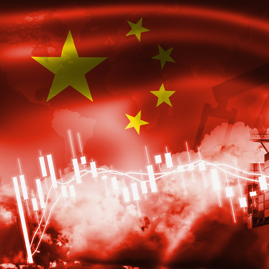 China political risk undermines UK's climate commitments
