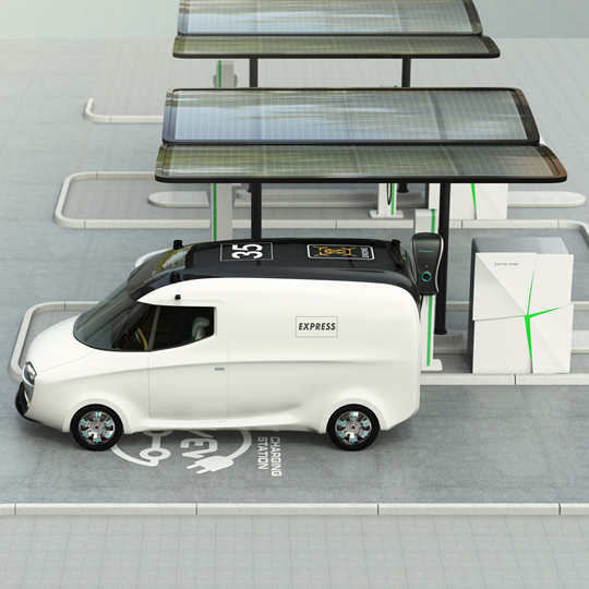 Fleet electrification is about more than just the vehicles